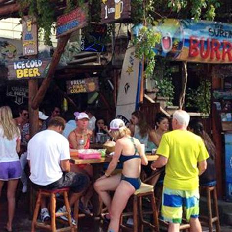 best bars in cancun travel leisure