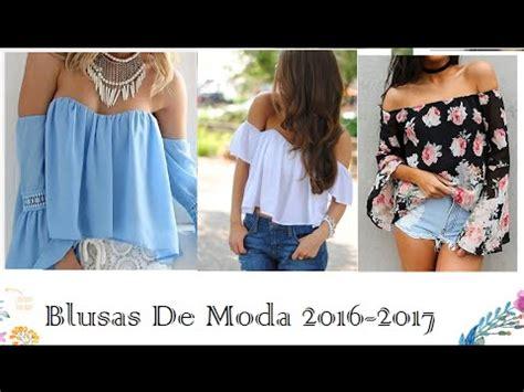 blusas de moda 2016 moda juvenil 2016 youtube blusas de moda 2016 2017 youtube