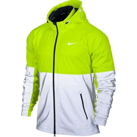 Mens Suit Jaket Running Bnwt White Read 100 Original wiggle nike shield flash jacket ho13 running