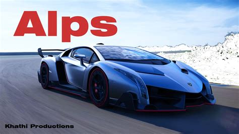 Asphalt 8 Lamborghini asphalt 8 lamborghini veneno alps movie version