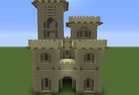 small castle house plans minecraft archives wwwjnnsysy arabic desert castle grabcraft your number one source