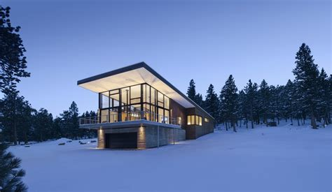 winter mountain house ideas colorado architecture magazine