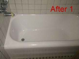 bathtub refinishing reglazing