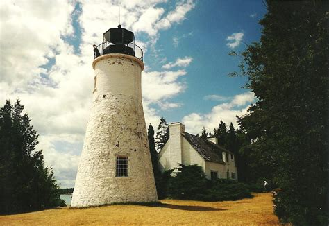 al s lighthouses michigan presque isle lighthouse