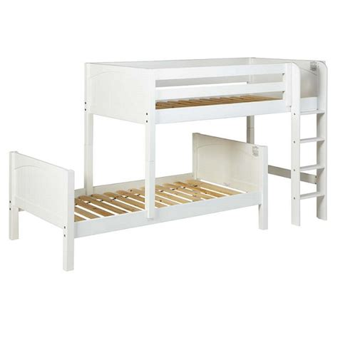 L Shaped Bunk Beds Twin Parallel And L Shaped Wood Bunk L Shape Bunk Bed