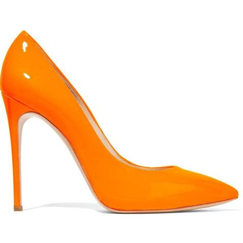 Orange Shoes by 25 Best Ideas About Orange High Heels On