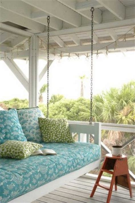 hanging porch bed 39 relaxing outdoor hanging beds for your home digsdigs