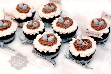 Bird Baby Shower by Bird S Nest Baby Shower Cupcakes Cakecentral