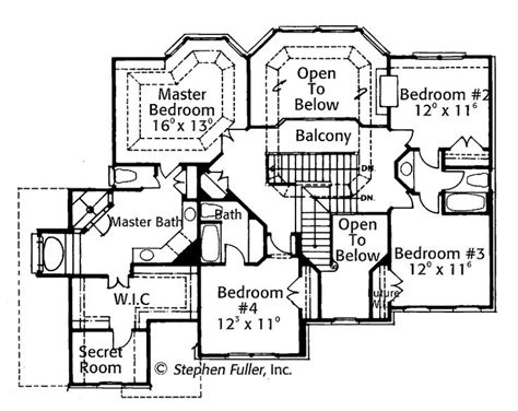 Floor Plans With Hidden Rooms | house plans with secret rooms google search house