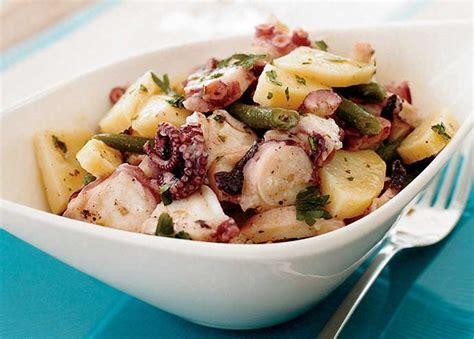 come cucinare polpo con patate polpo con patate in umido o in insalata ricetta cottura