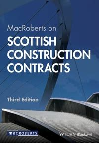 scottish building contract design and build macroberts on scottish construction contracts save 10