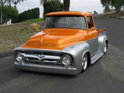 1956 Ford F100 by 1956 Ford F100 For Sale Classiccars Cc 896153