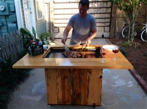 Backyard Hibachi Grill Backyard Hibachi Cooking Grilling Bbqpit Cajun Our