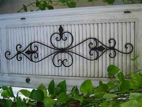 Wrought Iron Home Decor Large Wrought Iron Wall Decor Decor Ideasdecor Ideas