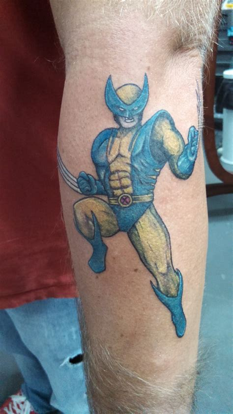 xmen tattoo ink master the gallery for gt x men tattoo ink master