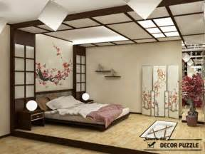 Japanese Decorating Ideas lovely japanese style bedroom design ideas curtains