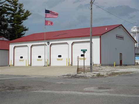 building layout pointe north station c point fire department hansen buildings