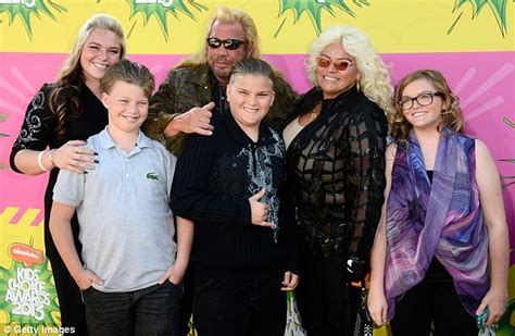 the bounty family duane chapman and bounty family stupid breeds picture
