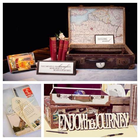 southboundbride travel themed wedding details 008