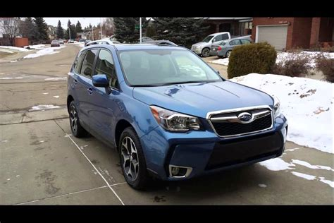 subaru forester 2015 xt review 2015 forester xt 0 to 60 autos post
