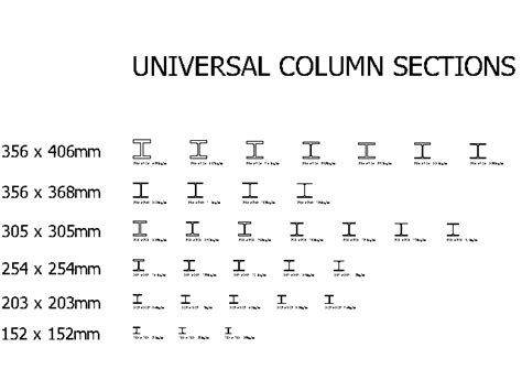 universal column sections stairs steel stairs and metal stairs on pinterest