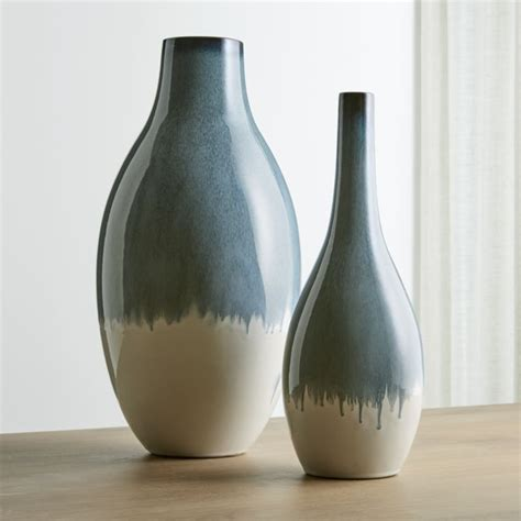 Vases At by Cascade Vases Crate And Barrel
