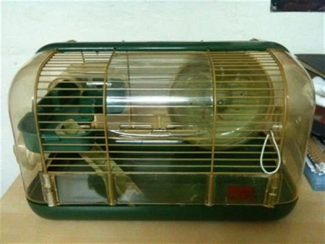 habitrail safari hamster small animal cage hagen living world habitat ebay
