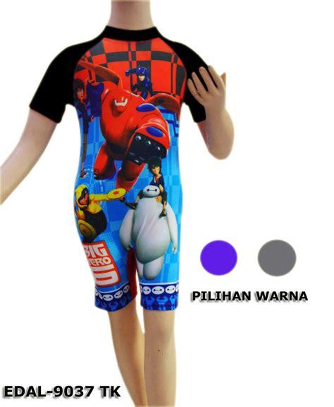 Baju Renang Anak Tk 3 baju renang diving anak karakter edal 9037 3 warna
