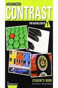 libro contrast 1 bach sb advanced contrast 1 bach st libreras picasso