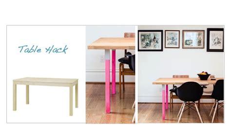 acute designs ikea hack dining room table designer weekends ikea hacks regan billingsley interiors