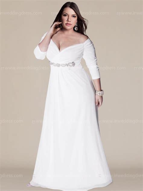 Sale Size L Wolli Dress Size L discount plus size wedding dress white 89