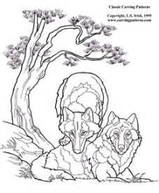 north american wildlife pattern package printed