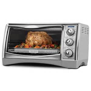 Temperature Of Toaster Oven Black Decker Perfect Broil 6 Slice Convection Toaster Oven