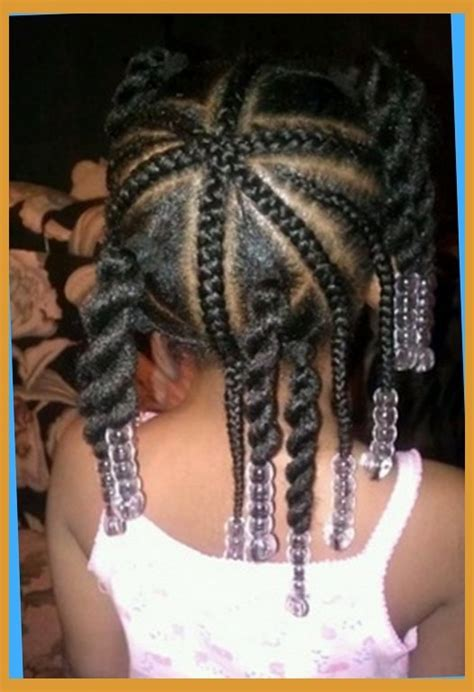 Lil Black Braiding Hairstyles by Braided Hairstyles For Intended For
