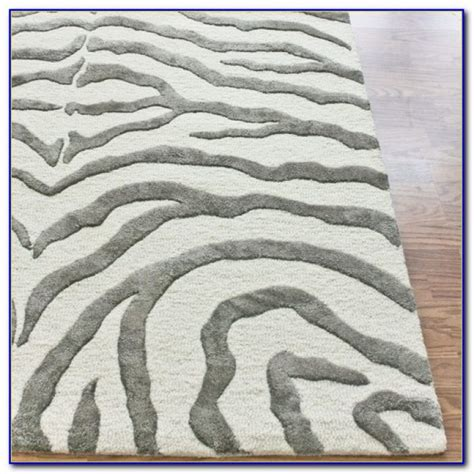 grey zebra rug nuloom grey zebra rug rugs home design ideas ml76kxzjmj