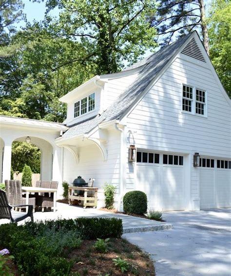 spring curb appeal gorgeous garage doors becki owens