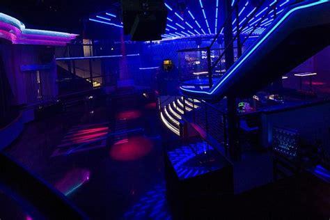 beleuchtungsideen led interior casino nightclub interior nightclub design