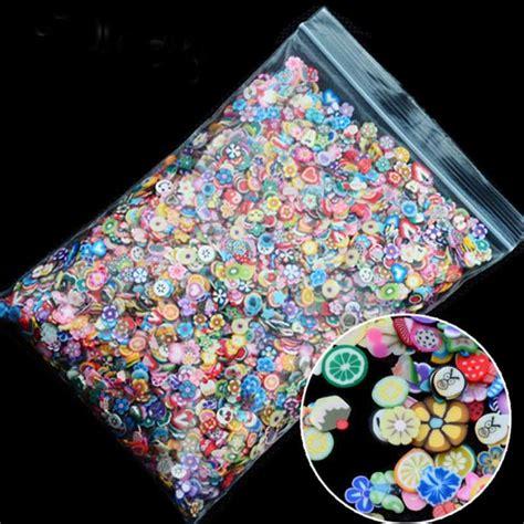 Fimo Polymer Clay Nail