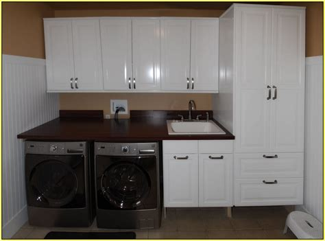 Home Depot Laundry Room Cabinets by Utility Room Cabinets Home Depot Home Design Ideas