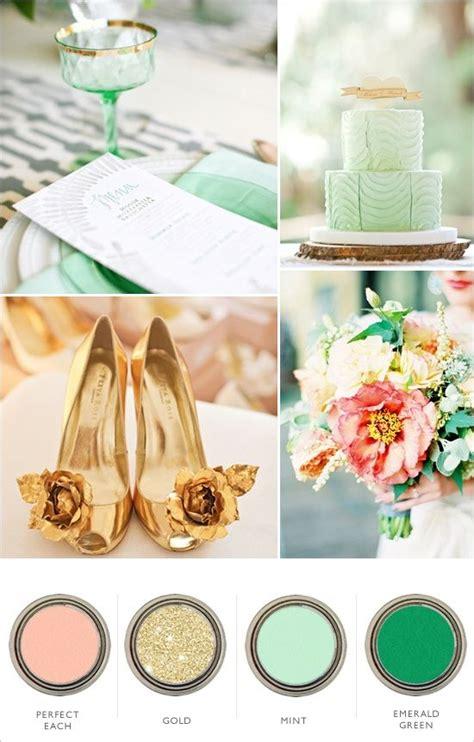 peach and green colour owambe gold peach mint emerald perfect nursery for a little