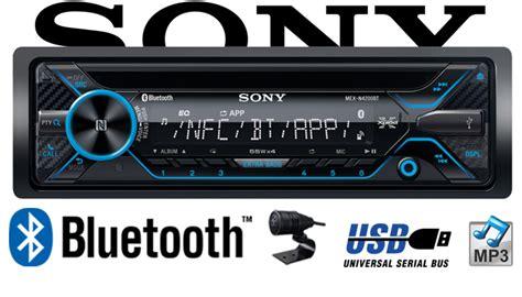 Hyundai Tucson Bluetooth Pairing Hyundai Tucson Sony Mex N4200bt Bluetooth Cd Mp3 Usb