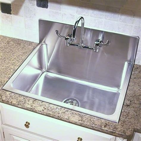 kitchen sinks with backsplash farmhouse kitchen sink with backsplash traditional chicago by just sinks