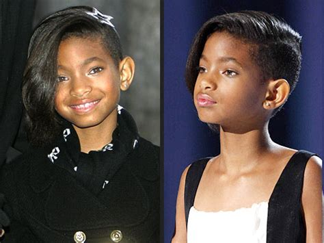hairstyles inventory a kevin ventura willow smith s new hairstyle grown rockin it