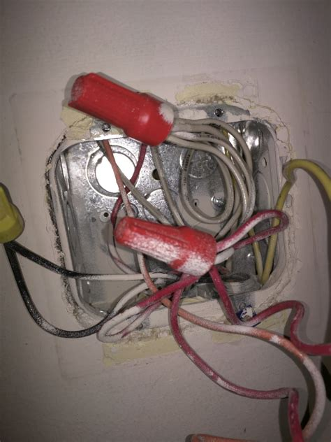 electrical no ground wires can i connect a wire to the