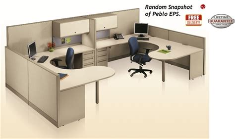 two person office layout the office leader peblo 2 person u shape office desk