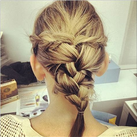 lob hairstyles instagram braided lob jennifer aniston s fishtail and 63 more