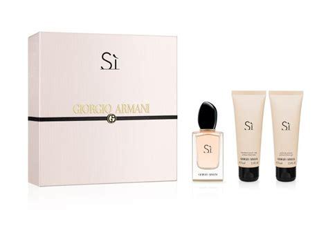 Harga Giorgio Armani Si Gift Set giorgio armani launching si gift set