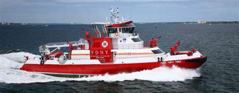 fire boat specifications the three forty three first of a pair of world class
