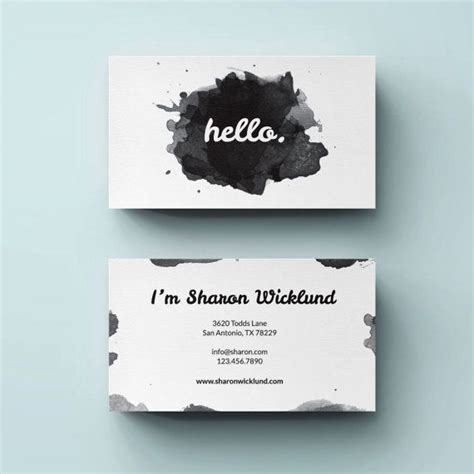 small business card template 17 best business card templates images on