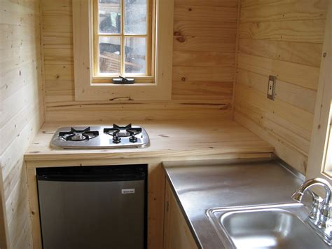 Tiny House Kitchen Cabinets Minimalist Kitchens Cooking Part 2